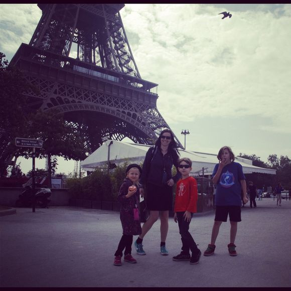 Fun in Paris