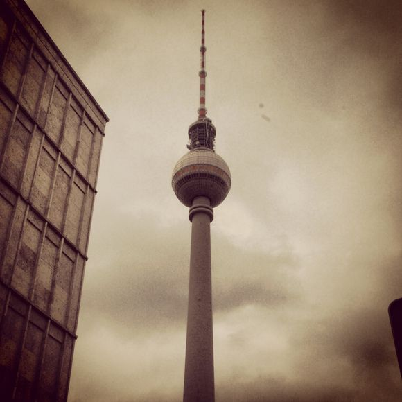 Alexander Platz and TV Tower