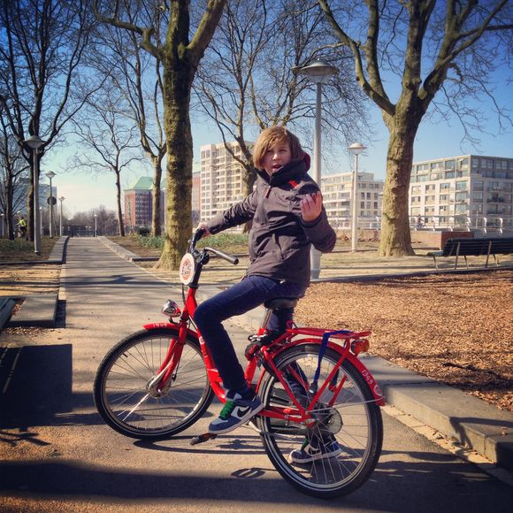 Amsterdam Museum and Bikes!