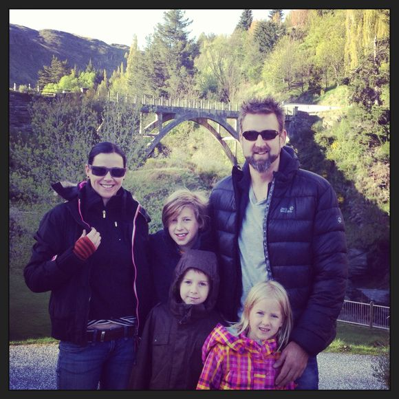 Arrowtown and Shotover Jet